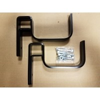 Large Hooks for Plastic Bumper
