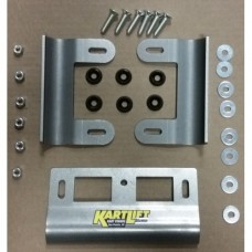Stainless Steel Skidplate Kit