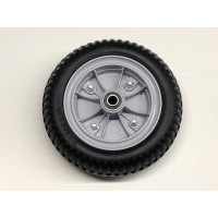 "10"" Flat Free Replacement Wheel/Tire Combo"